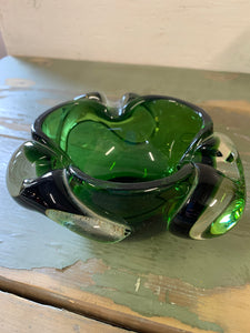 Glass Deco Bowl