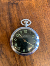 Load image into Gallery viewer, Satellite Pocket Watch