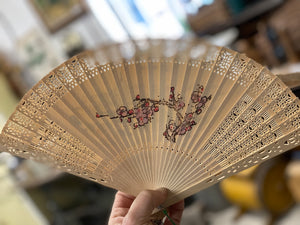 Collection of Vintage Chinese & Japanese Fans