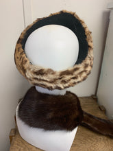 Load image into Gallery viewer, Hudsons Bay Company Leopard Fur Headband