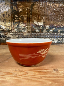 Pyrex Autumn Harvest Bowl 402