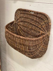 Hand Woven Wolf Willow Basket