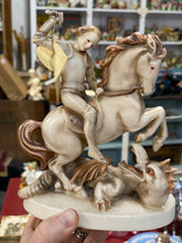 Load image into Gallery viewer, Hummel St George Slays Dragon