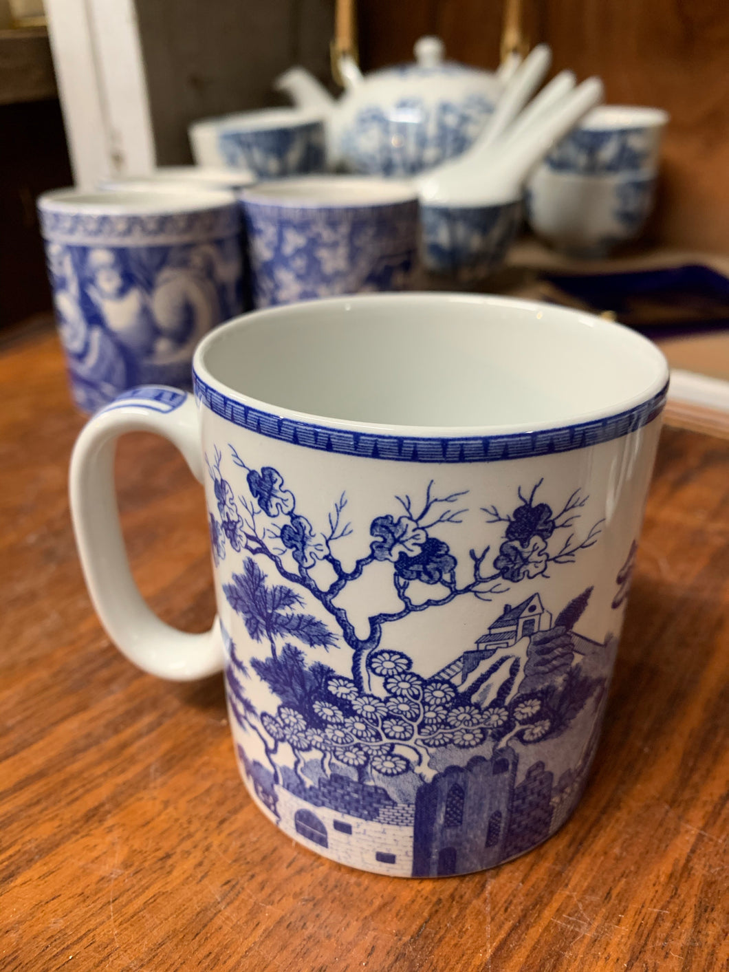 Spode The Blue Room Collection - Gothic Castle