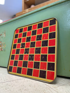 Tin Chinese Checkers Board