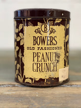 Load image into Gallery viewer, Bowers Peanut Crunch Tin