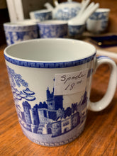 Load image into Gallery viewer, Spode The Blue Room Collection - Gothic Castle