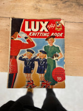 Load image into Gallery viewer, Lux Knitting Magazine 1939