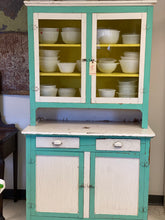 Load image into Gallery viewer, Farmhouse Kitchen Hutch