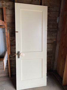 Solid Wood Door 29.75 x 77.75 A