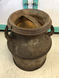 Antique Milk Can