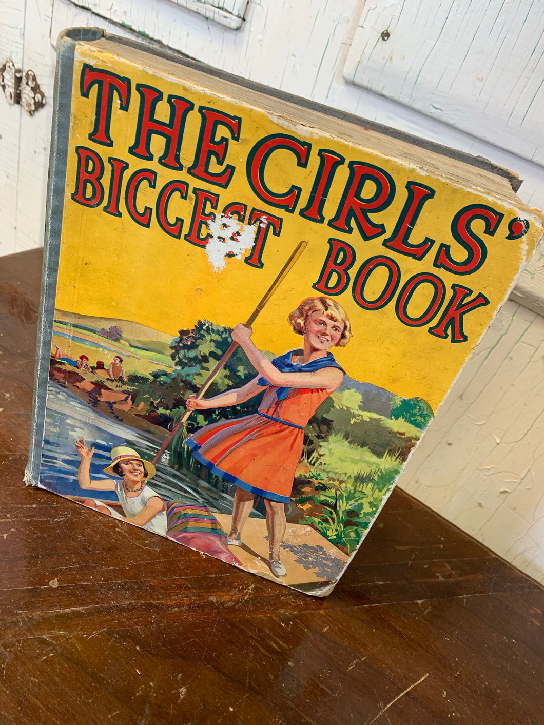 The Girls Biggest Book