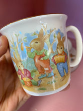 Load image into Gallery viewer, Bunny Baby Dish Set