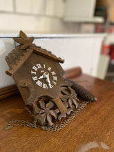 Load image into Gallery viewer, Inco Cuckoo Wall Clock