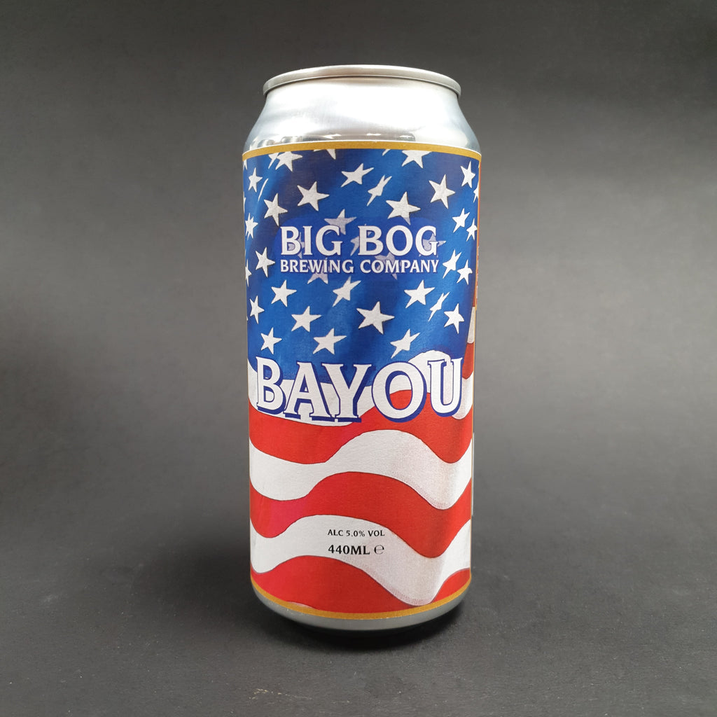 Bayou 440ml - alc 5.0% vol