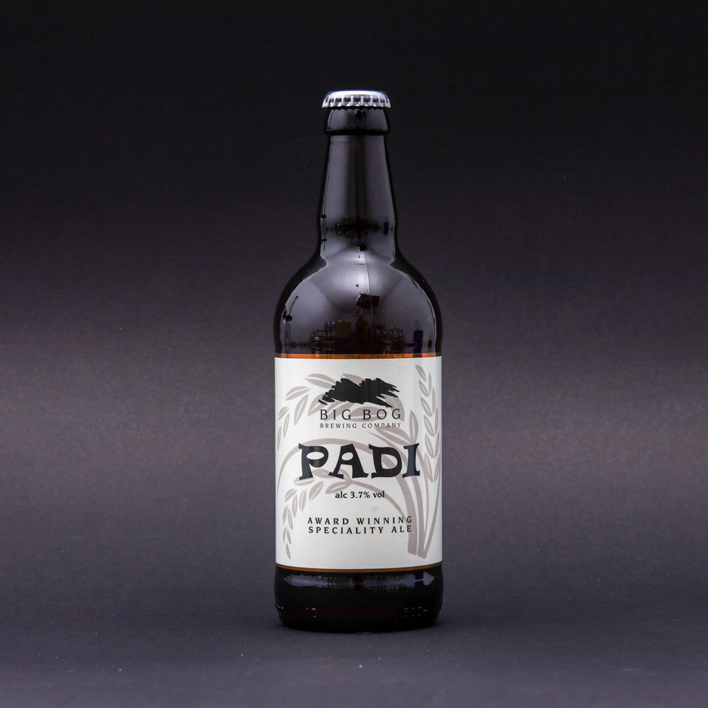Padi 500ml - alc 3.7% vol
