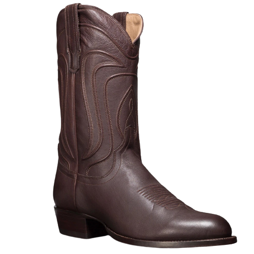 Bottes Cuir Homme Western