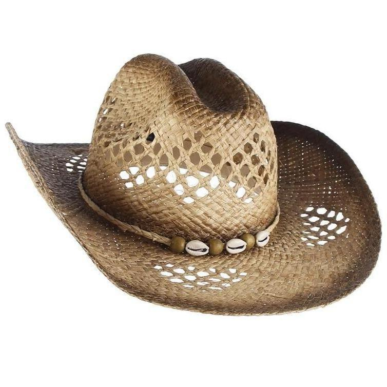 Chapeau Cowgirl Rond