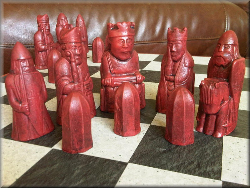 Isle of Lewis Chess Set - Museum