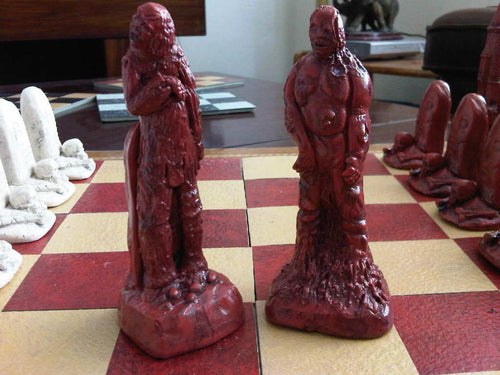 Halloween Chess Set