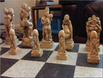 Adult Chess Set - Censored