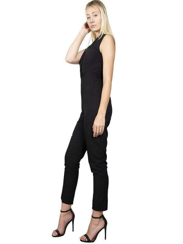 Lazurite Women's Clothing Meadow Sleeveless Jumpsuit