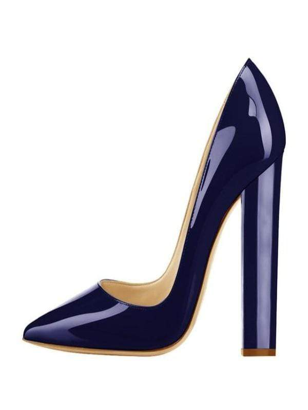 Rosaline Classic high heels pointed toe