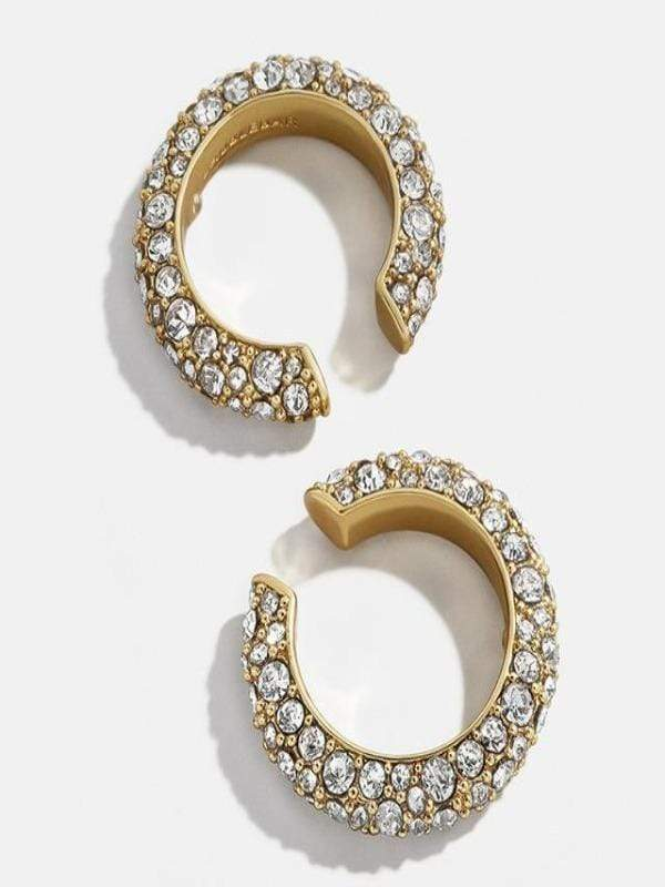 Rosaline Earrings 20787 Cuff earrings