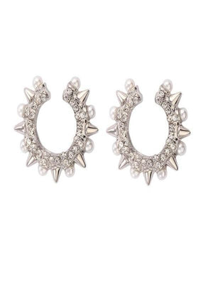 Rosaline Earrings 210562 Cuff earrings