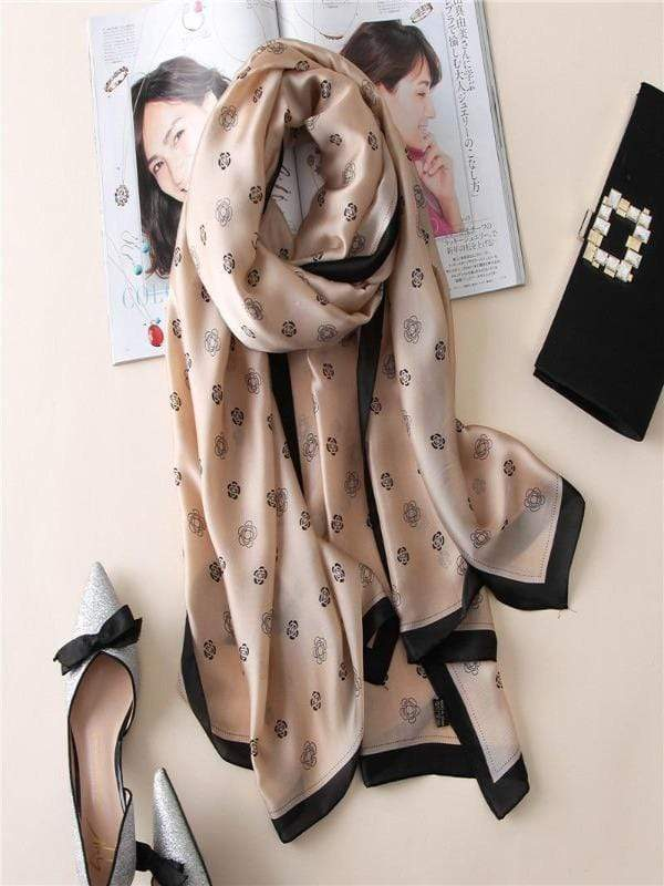 Rosaline scarf Soft long scarf