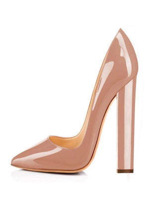 Rosaline Y8913E / 5 Classic high heels pointed toe