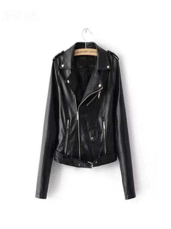 Silver Sam Jackets & Coats L / Black Leather Jacket