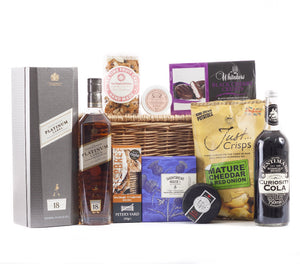 Whisky Hamper with Johnnie Walker