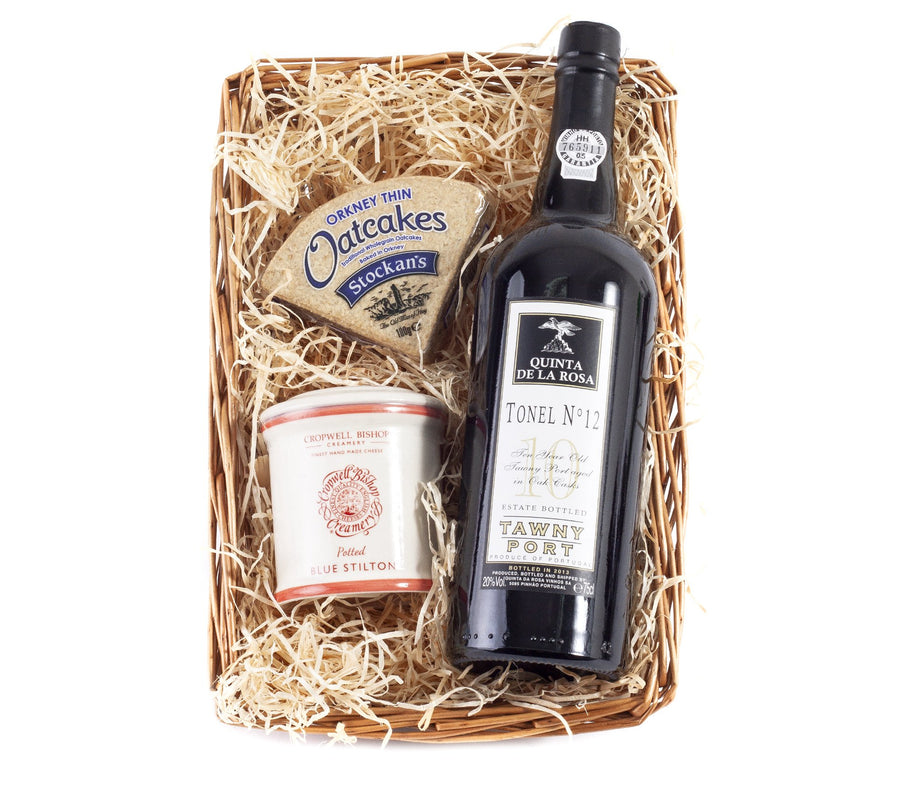 Port & Stilton Hamper