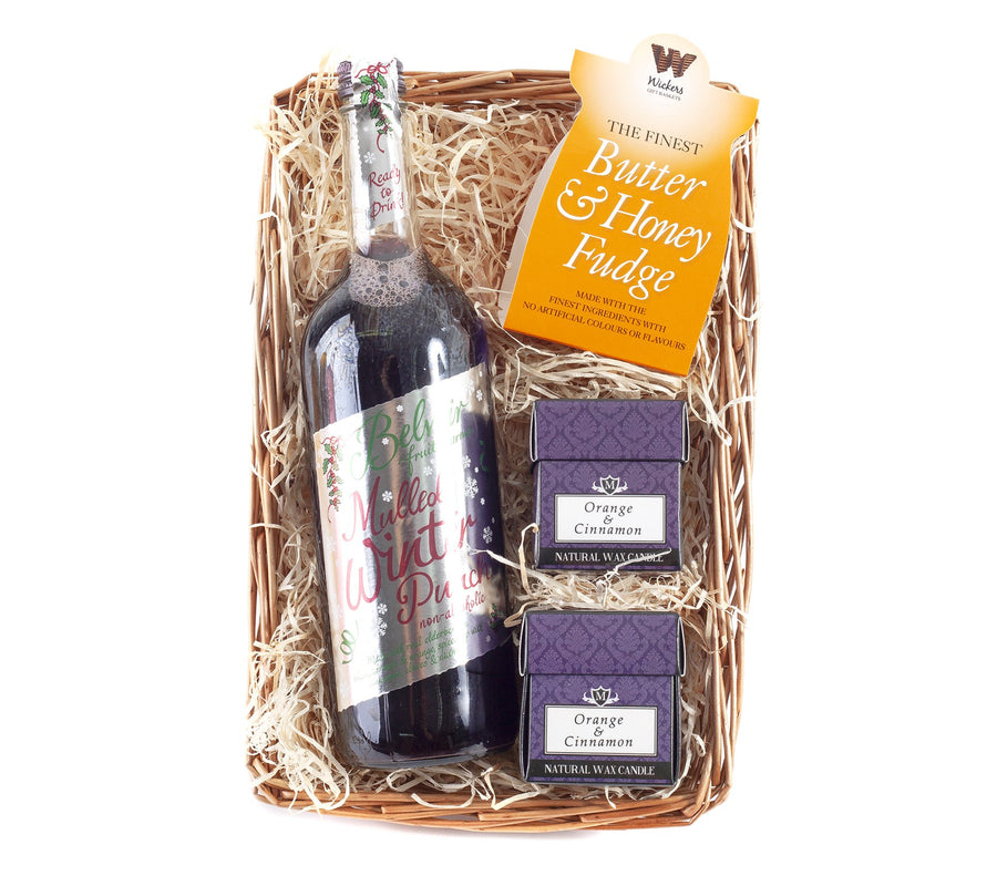 Winter Wonders Hamper (Alcohol Free)