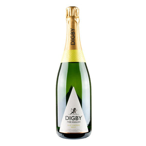 English sparkling wine. Digby Vintage Brut.