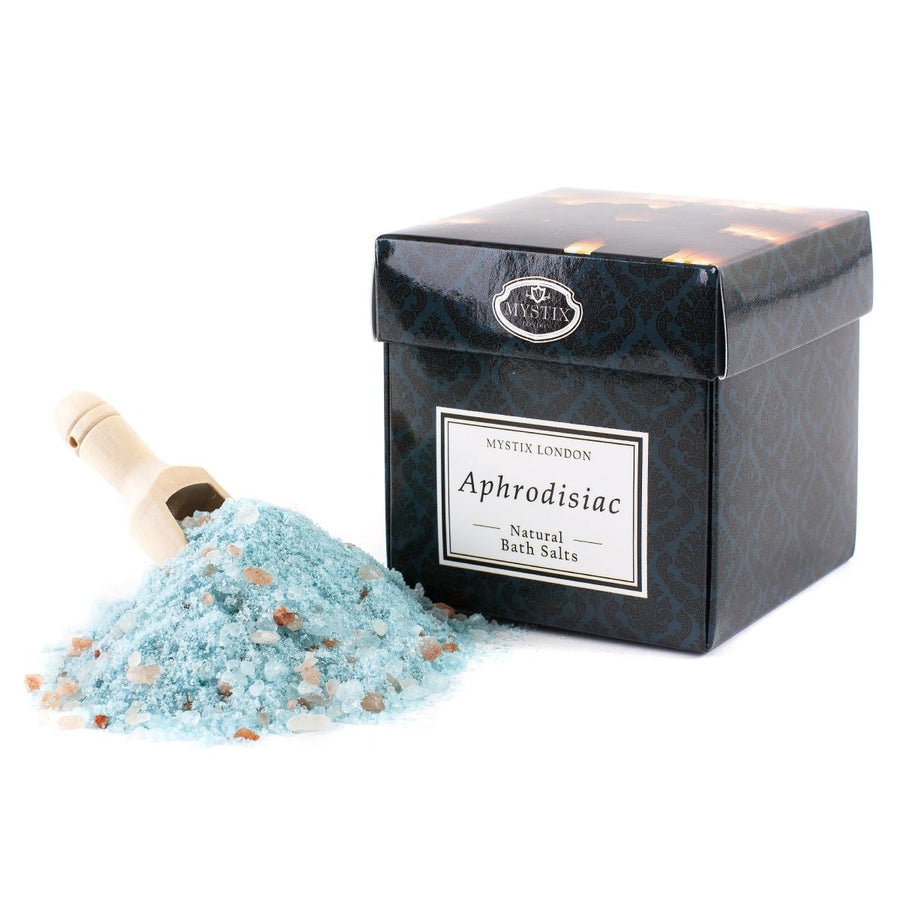 Aphrodisiac Bath Salt - 350g - Mystic Moments UK