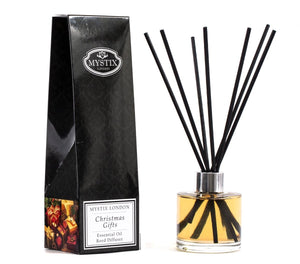 Christmas Gifts - Essential Oil Reed Diffuser - Mystic Moments UK