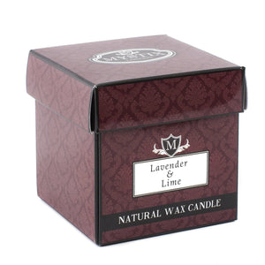 Natural Wax Candle (Essential)
