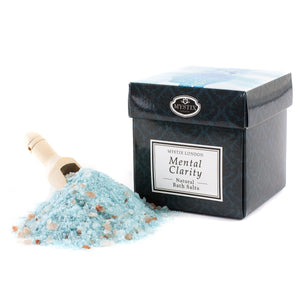 Mental Clarity Bath Salt - 350g - Mystic Moments UK