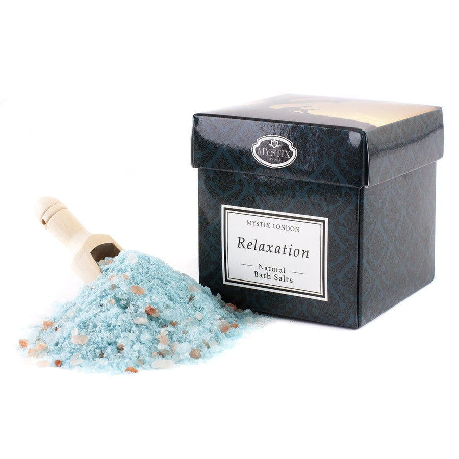Relaxation Bath Salt - 350g - Mystic Moments UK