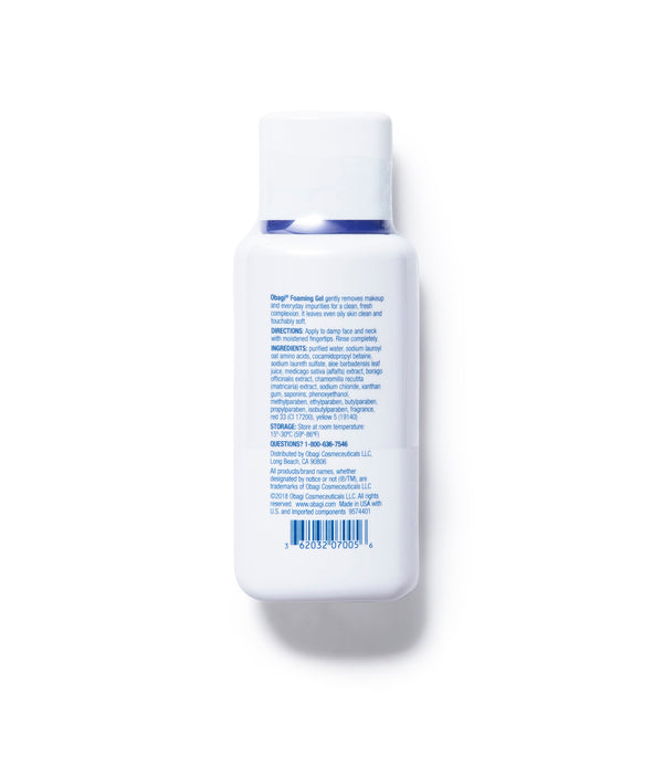 Medical Nu-Derm Foaming Gel