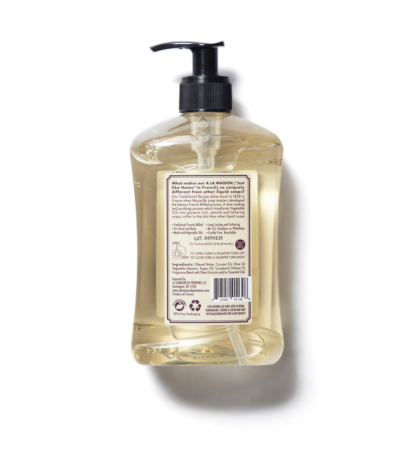 Fig & Basil Liquid Soap, 3 pack