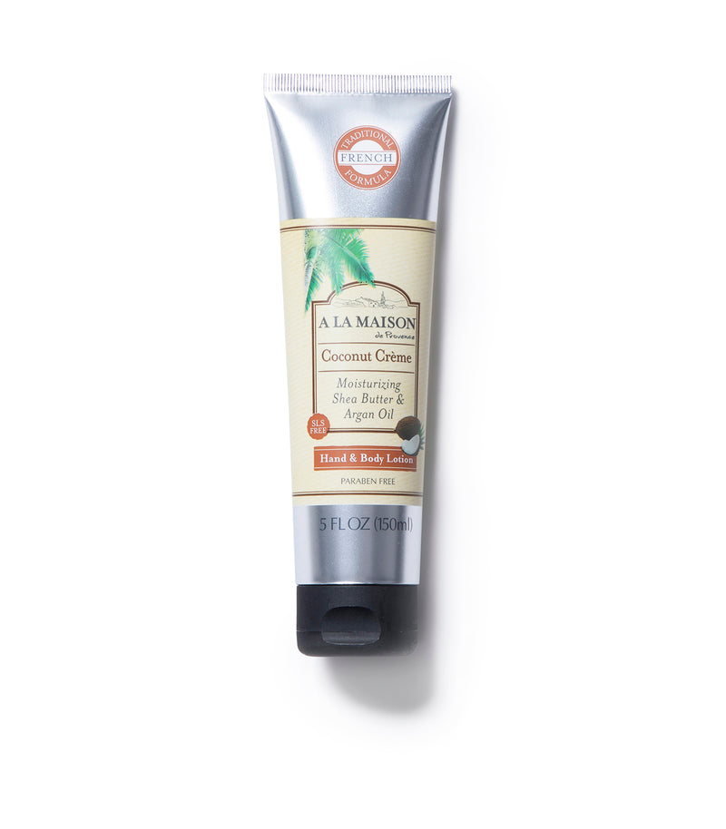 Coconut Creme Hand & Body Lotion, 3 pack