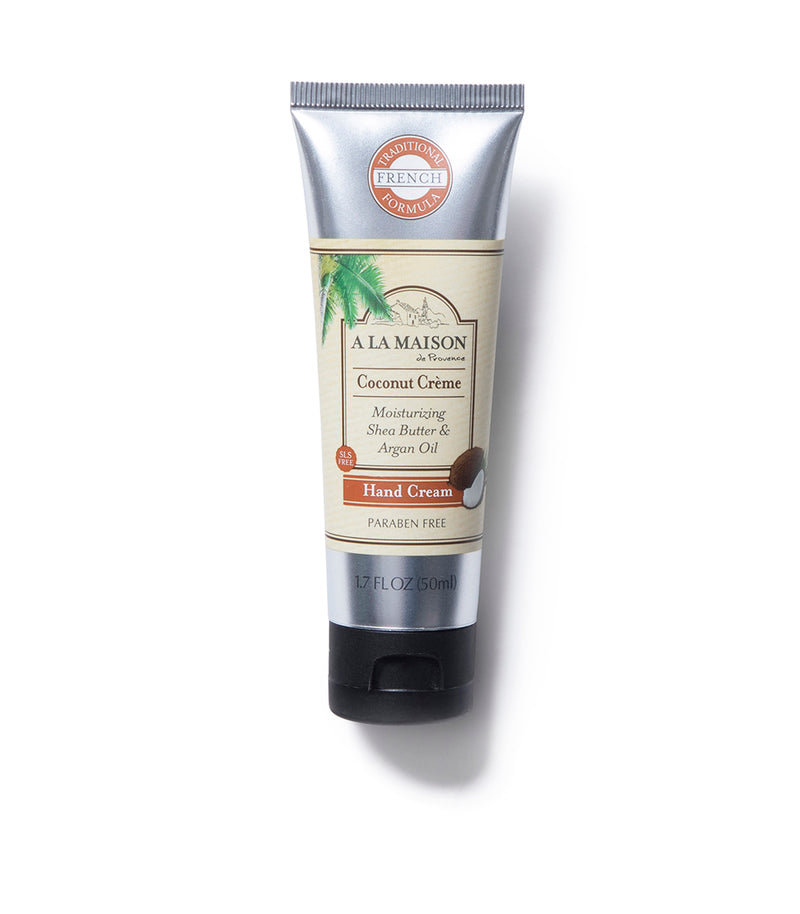Coconut Creme Hand Cream, 3 pack