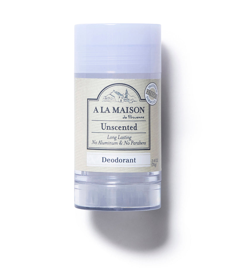 Unscented Deodorant, 3 pack