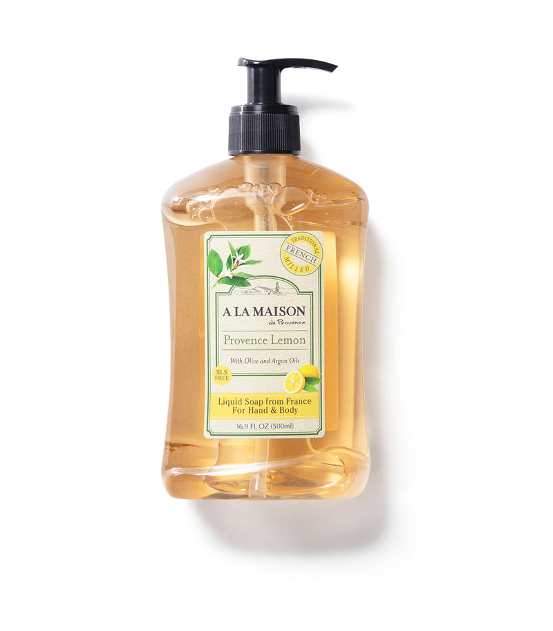 Provence Lemon Liquid Soap, 3 pack