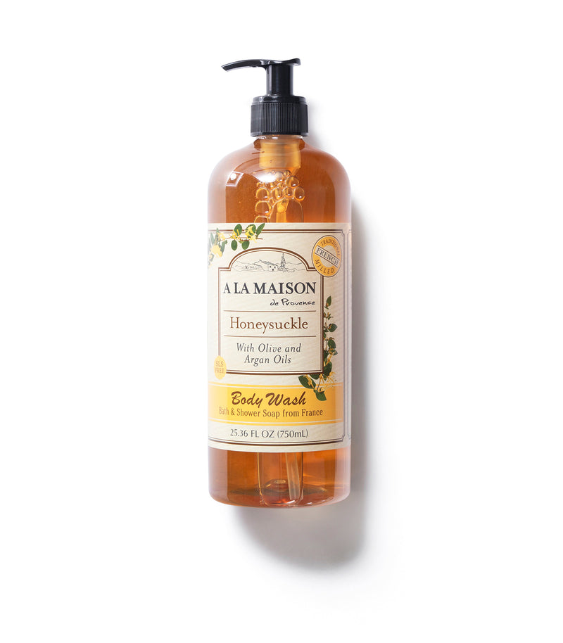 Honeysuckle Body Wash (3 Pack)