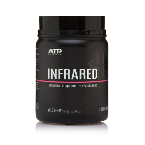 Infrared - Wild Berry Flavour