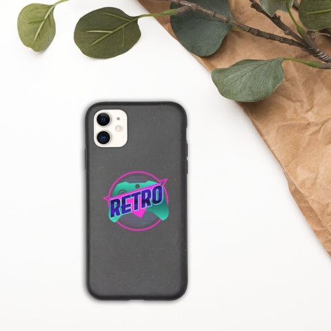 Biodegradable phone case - therealretro.com